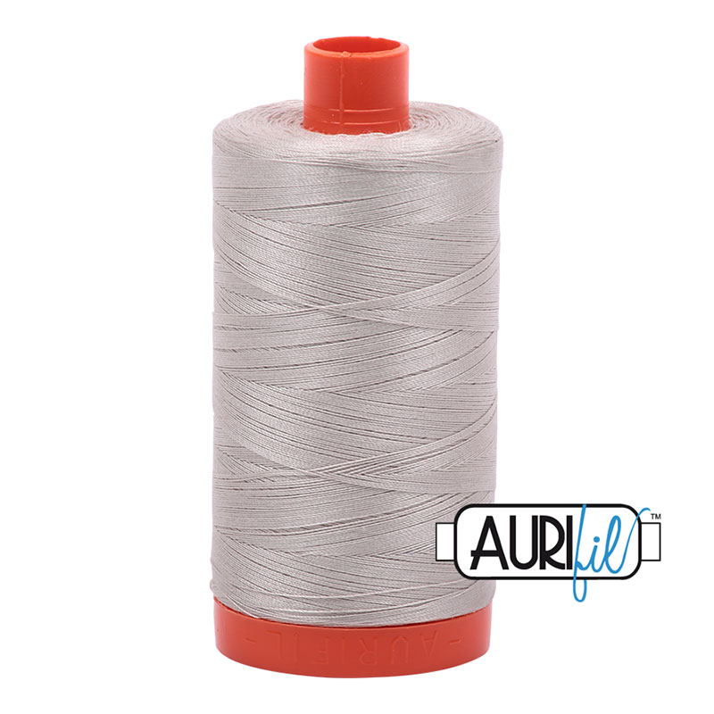 6725 Cotton Mako Thread 50wt 1300m