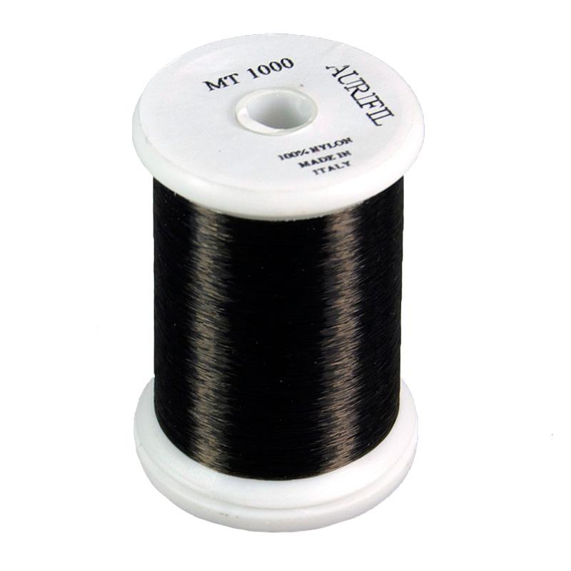 Aurifil 1000 M Invisible Thread Smoke