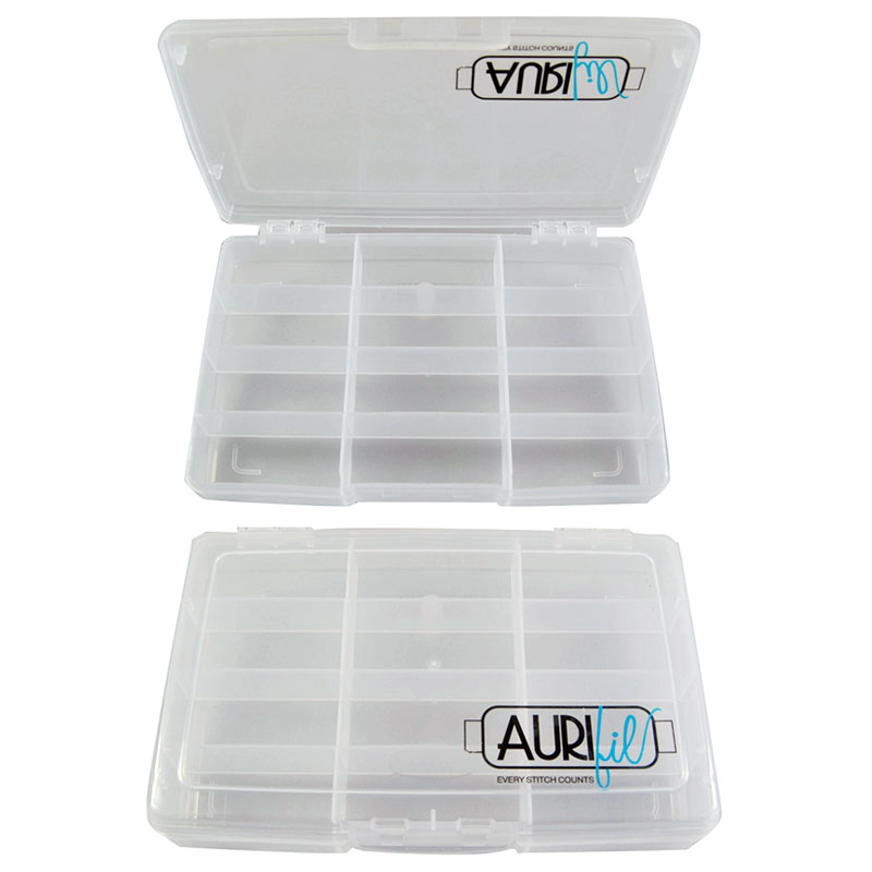 Auricase Empty 12 Slot Box