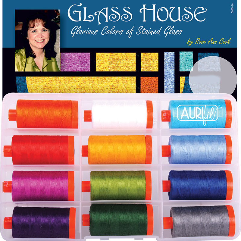 Glass House By Rose Ann Cook