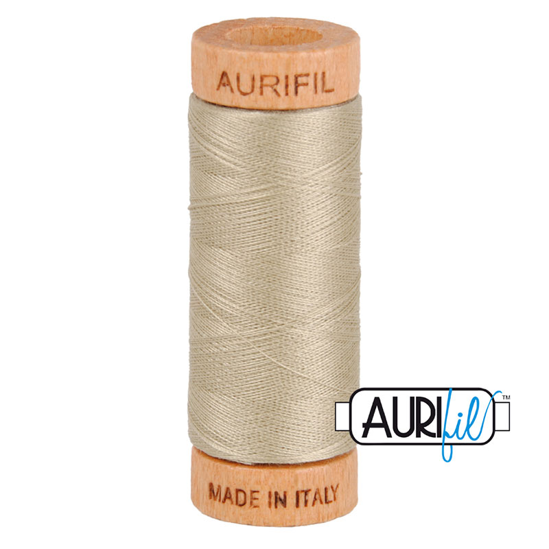 Aurifil Cotton Mako Thread 80wt 280m - 2324