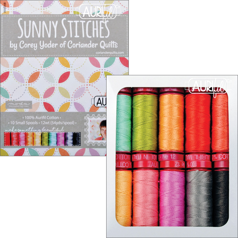 Sunny Stitches Collection