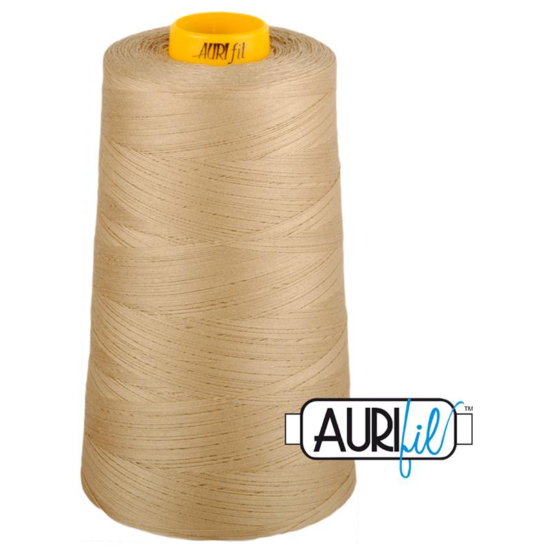 Aurifil Sewing & Longarm 40wt 3ply Sand 2326 Cone