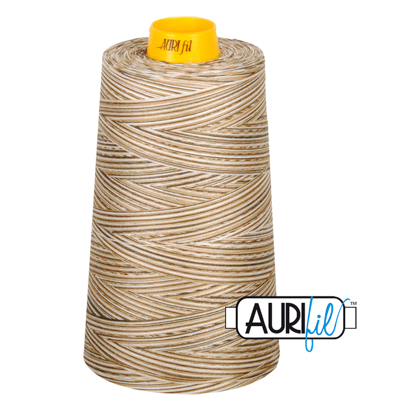 Aurifil 40/3 Quilting Cone - 4667 Nutty Nougat