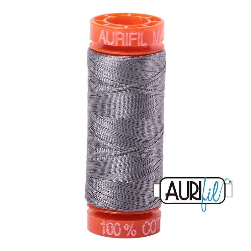 Aurifil Mako Cotton Thread 50wt 220yds - Artic Ice 2625