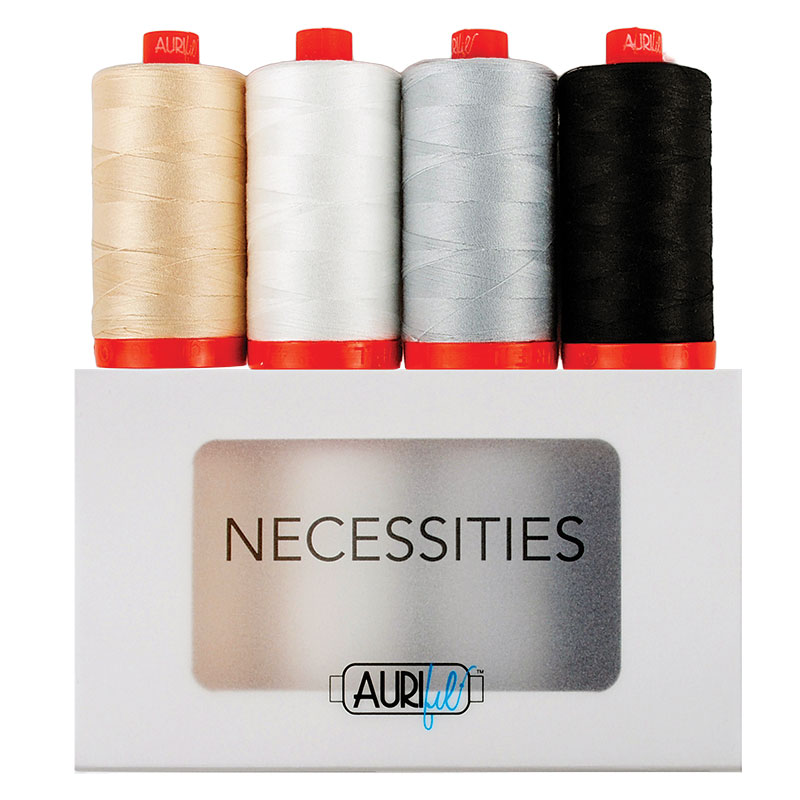 Aurifil - Necessities Collection