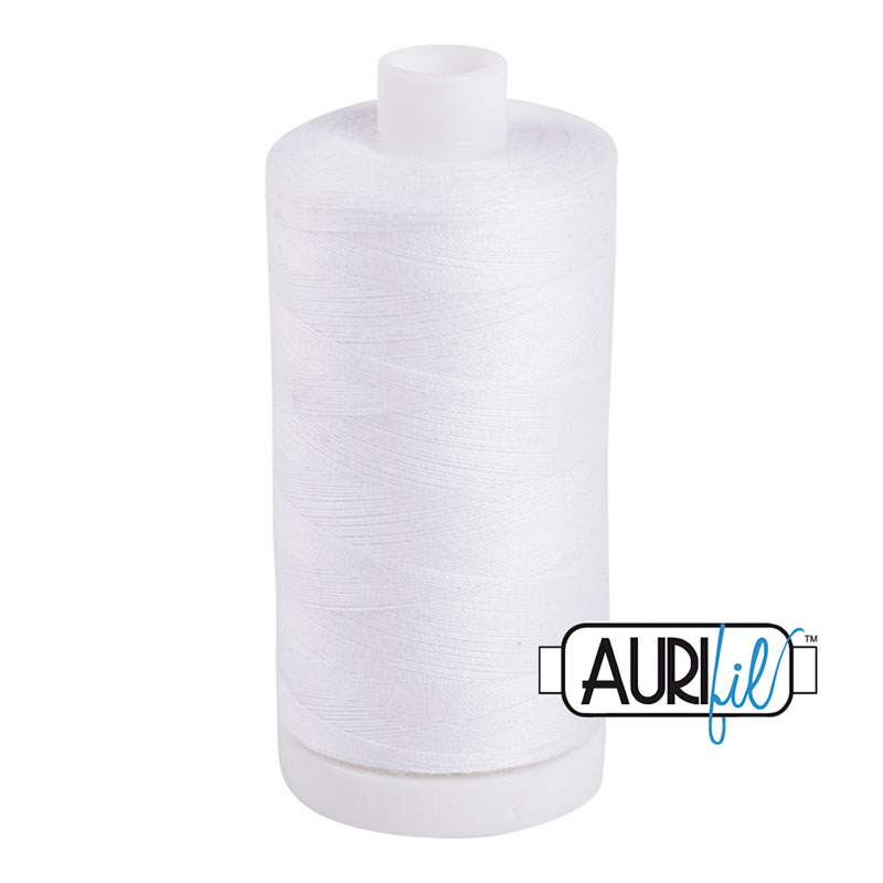 AURIFIL Bobbin Thread 60wt 1531yds