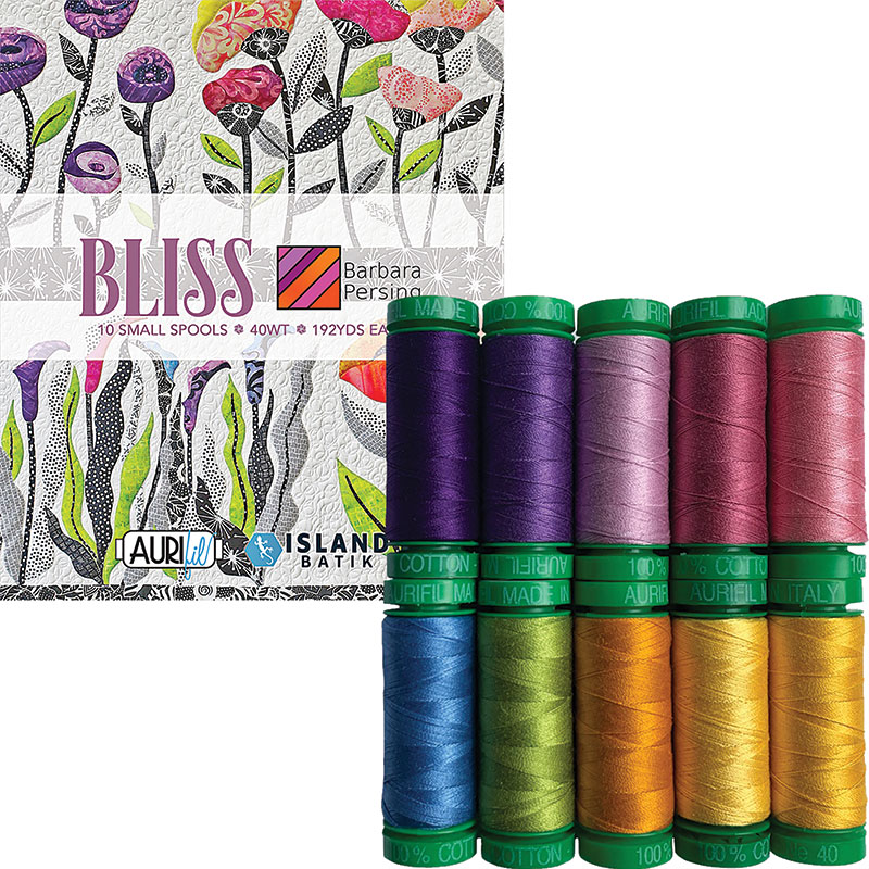 Bliss Aurifil Thread