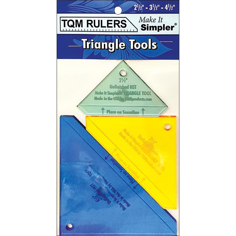 Triangle Tools 2.5 3.5 & 4.5