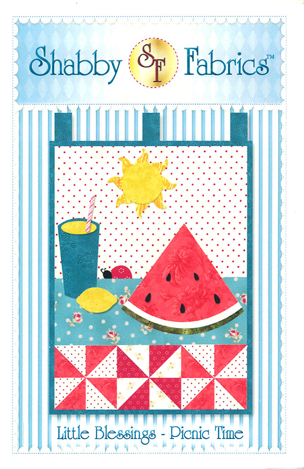 Little Blessings Picnic Pattern