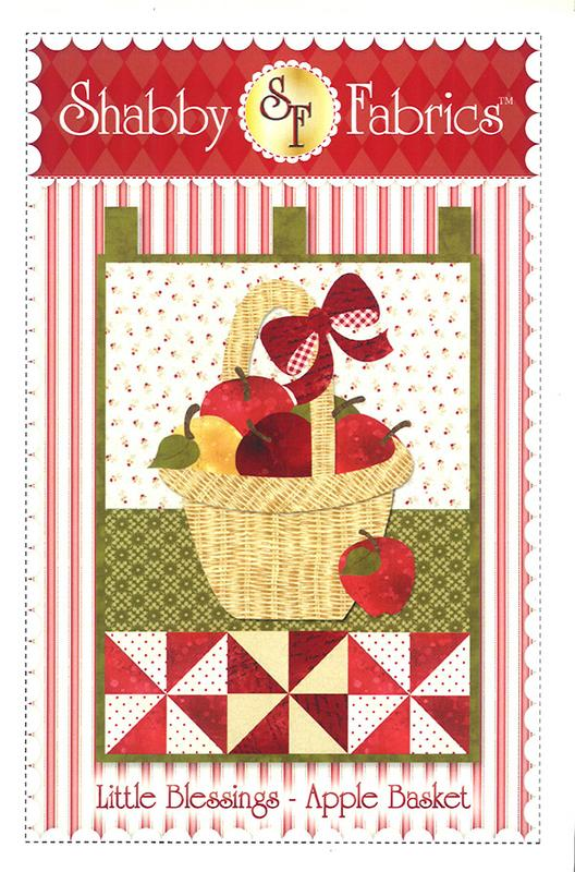 Little Blessings Apple Basket Pattern
