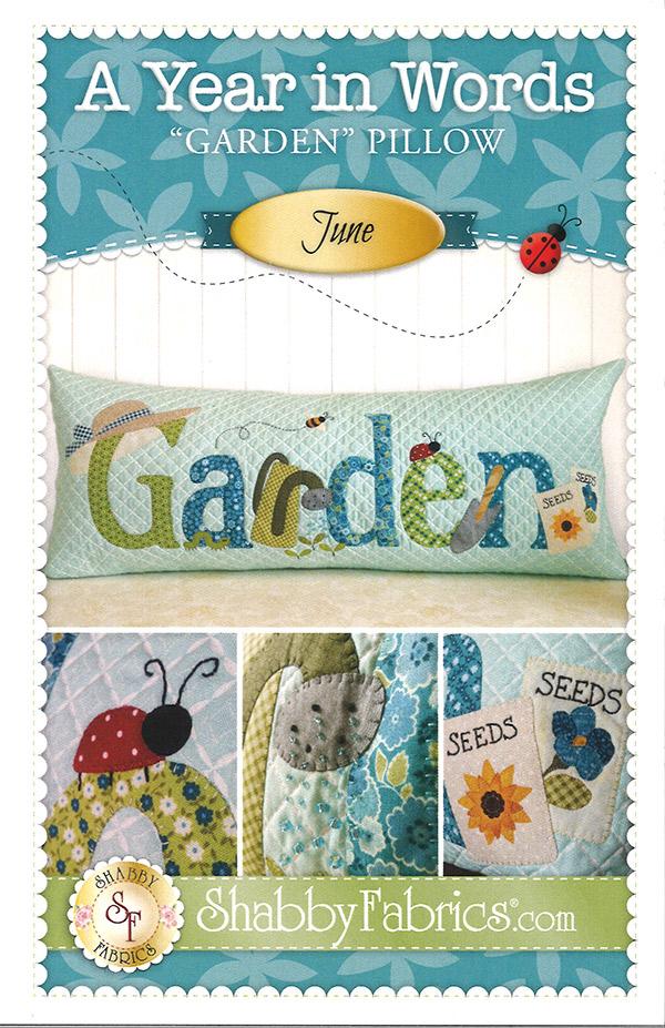 A Year In Words - Garden/Jun