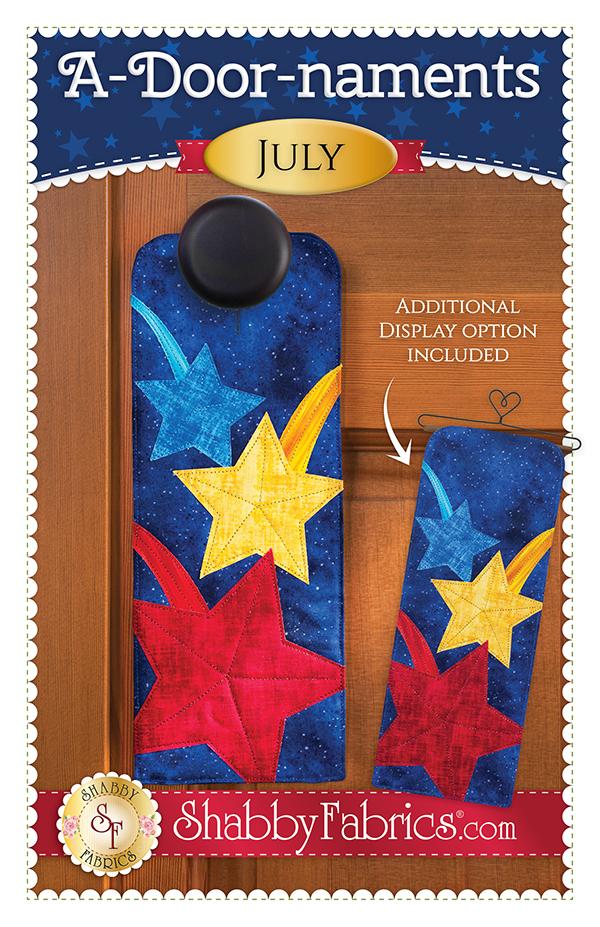 A-Door-naments/July Kit