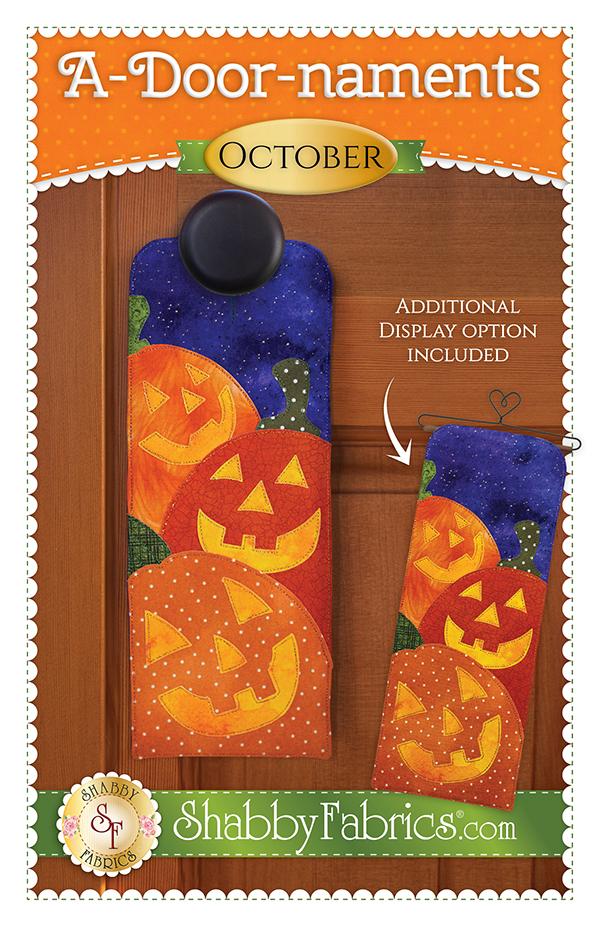 A-Door-naments/October Kit