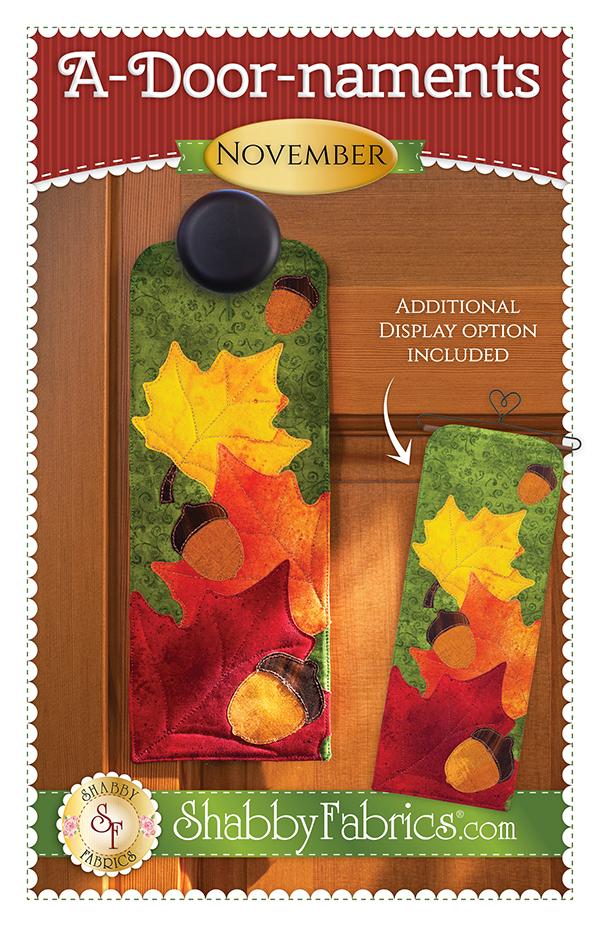 A-Door-naments/November