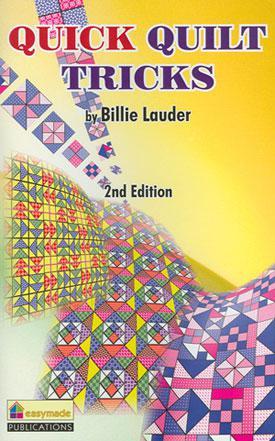Quick Quilt Tricks Book