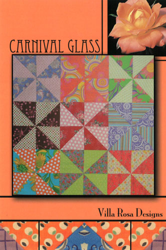 Carnival Glass Pattern