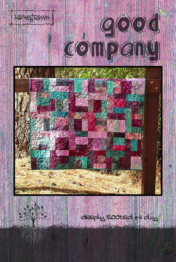 Good Company Postcard
