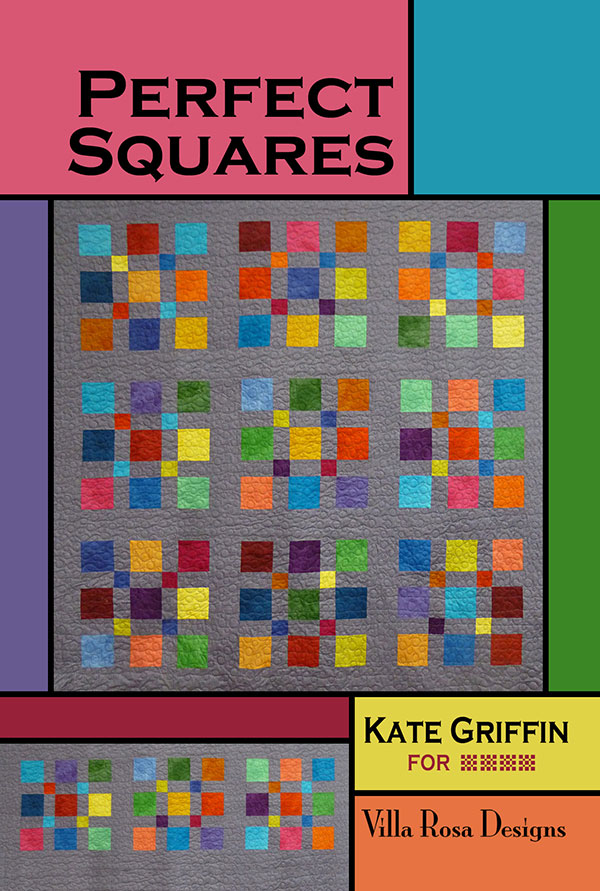 PERFECT SQUARES QUILT PATTERN