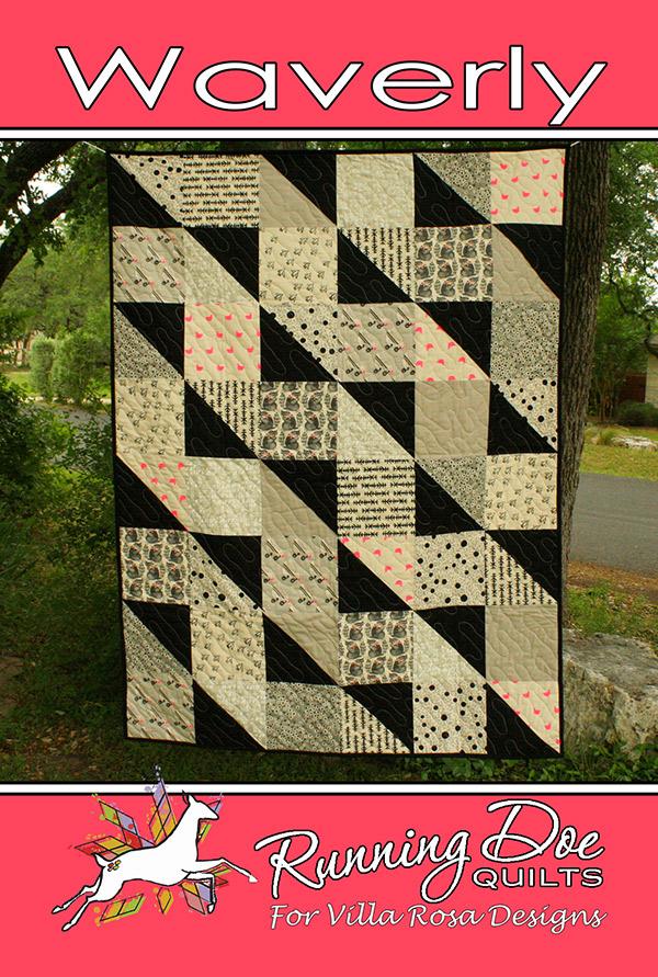 Waverly Pattern Card