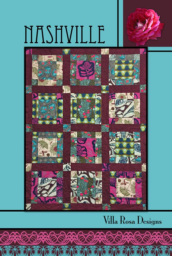Villa Rosa Pattern Card Nashville