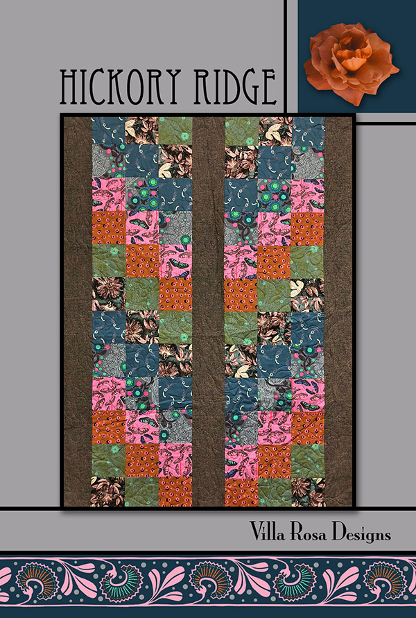 Villa Rosa Pattern Card Hickory Ridge