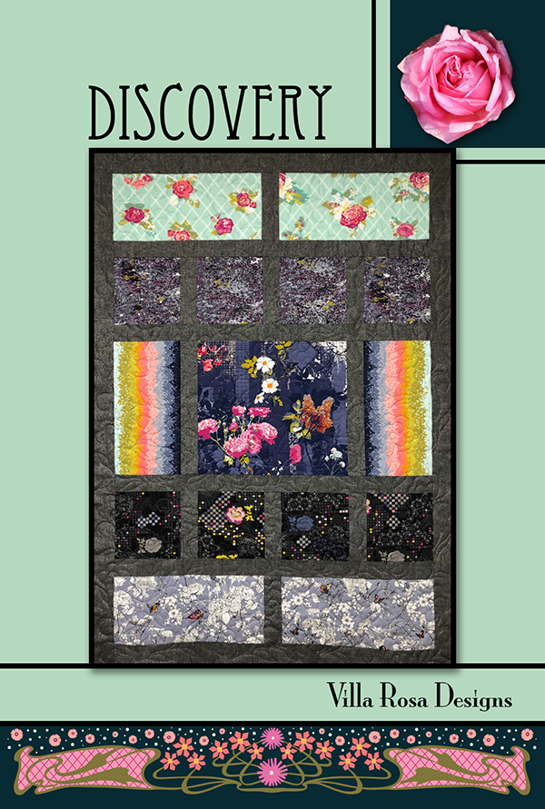 Villa Rosa Pattern Card Discovery