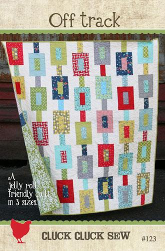Off Track Quilt Pattern