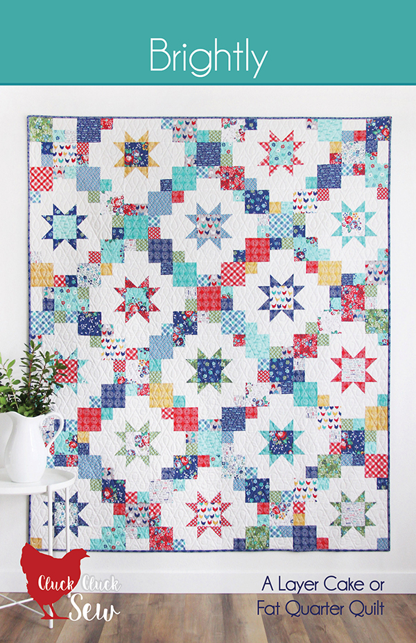 Brightly Quilt Pattern