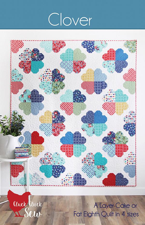 Clover Quilt Pattern 194
