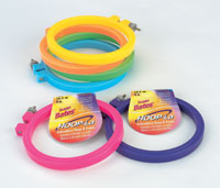 6 embroidery hoop, plastic