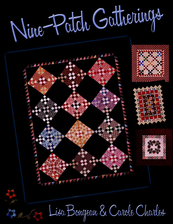 Nine Patch Gatherings Book