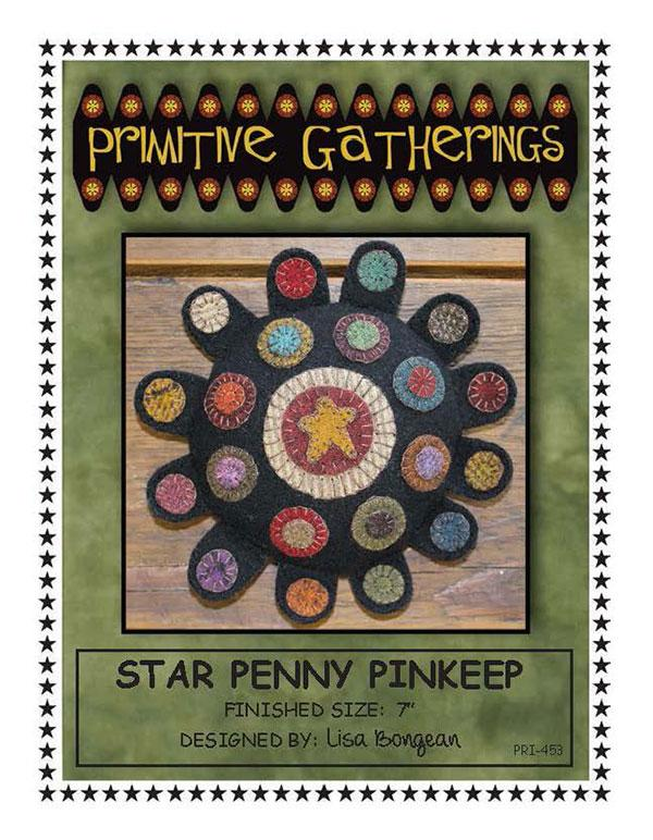 Star Penny Pinkeep Pattern