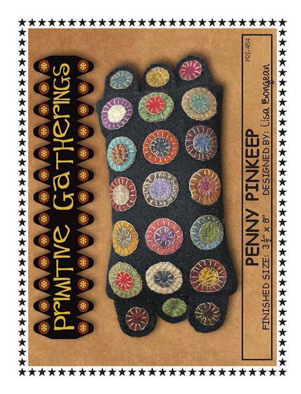 Penny Pinkeep Pattern