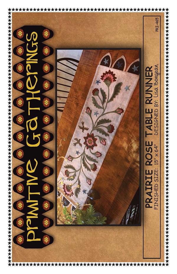 Prairie Rose Table Rug