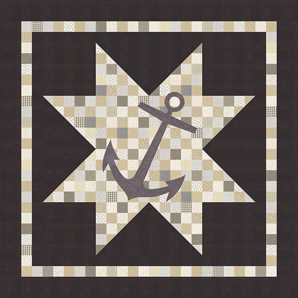 Anchor Point Mini Kit & Pattern