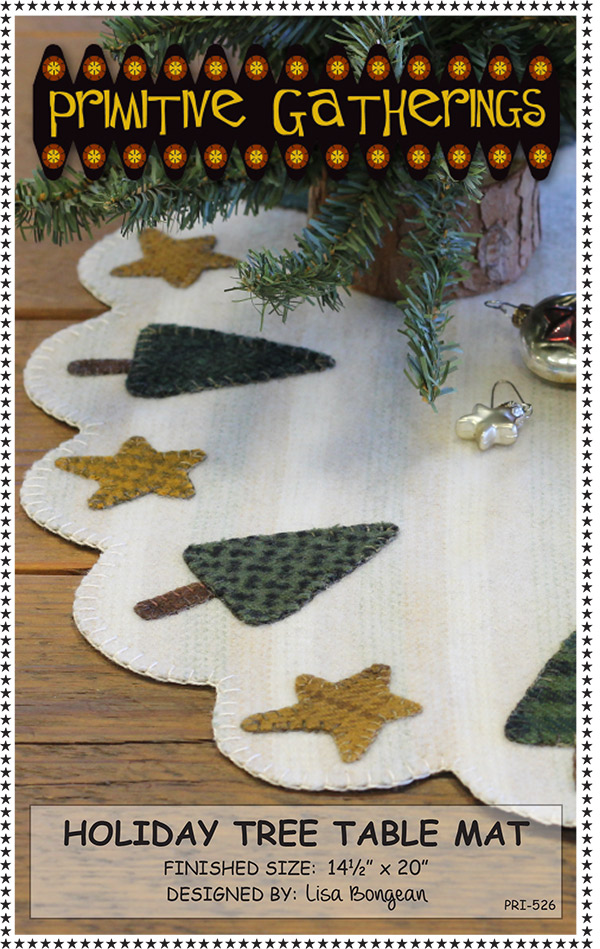 Holiday Tree Mat
