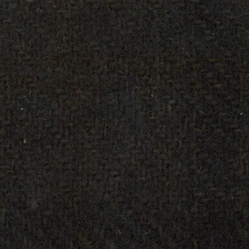 Wool Fat Quarter - Glens Plaid - Black