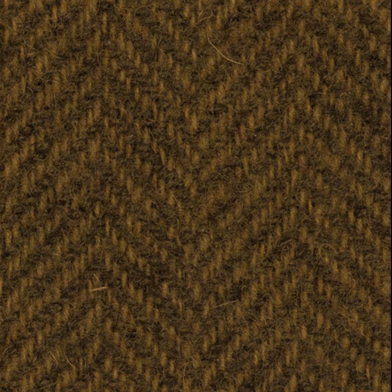 Wool Fat Quarter Honey Herringbone