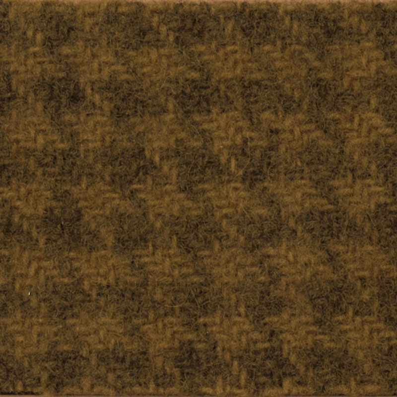 Wool Fat Quarter Honey Houndstooth