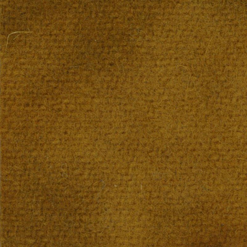 Wool F.Qtr Mustard Solid PRI 5016
