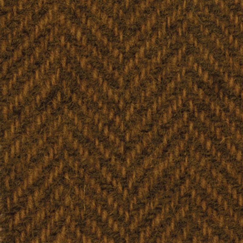 Wool F.Qtr Mustard Herringbone