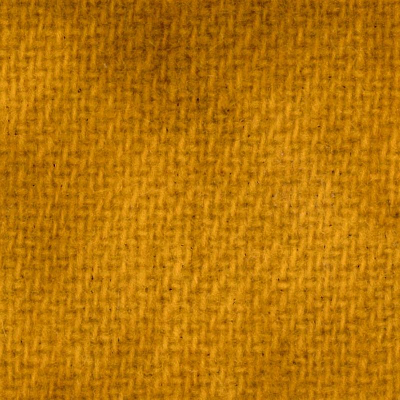 Wool F.Qtr Goldstar Solid
