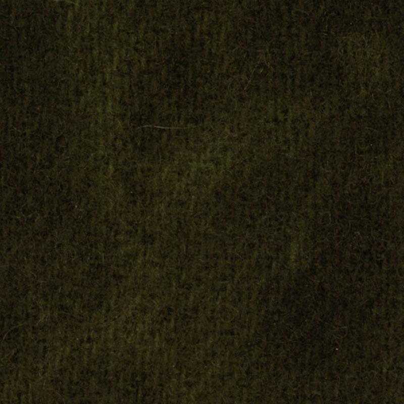 Wool Fat Quarter - Moss Solid