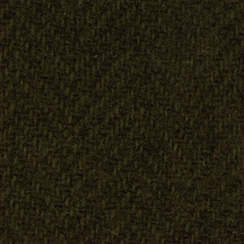 Wool 1/4yd Moss Herringbone
