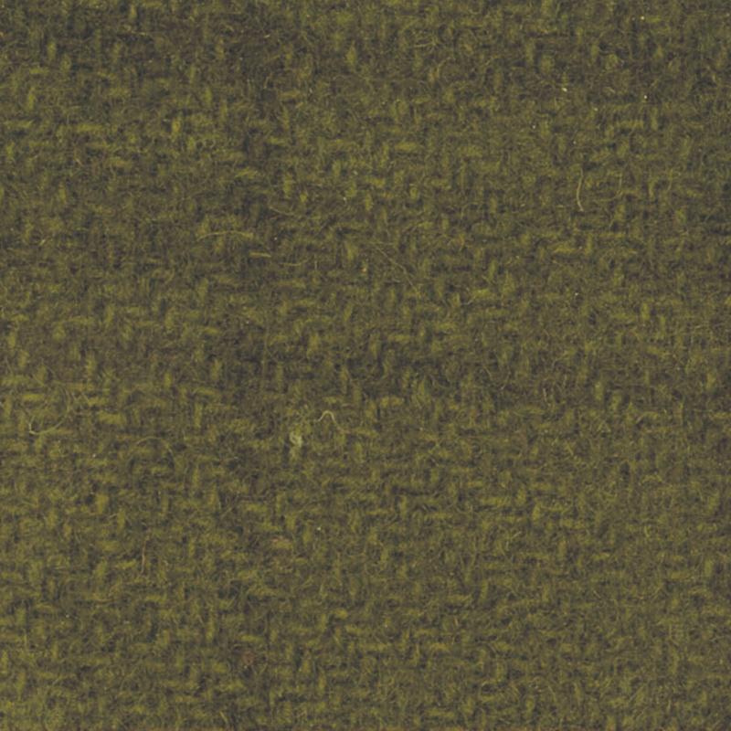 Wool Fat Quarter - Moss Glens Plaid