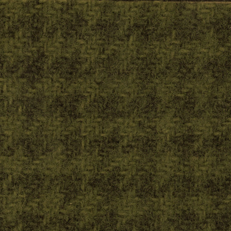 Wool Fat Quarter - Sage Houndstooth