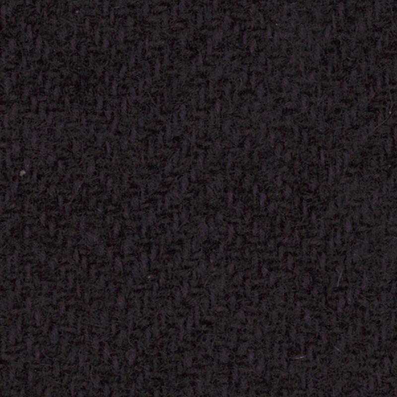 Wool Fat Quarter Plum Herringbone