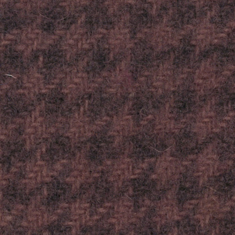 Wool Fat Quarter Rose Houndstooth