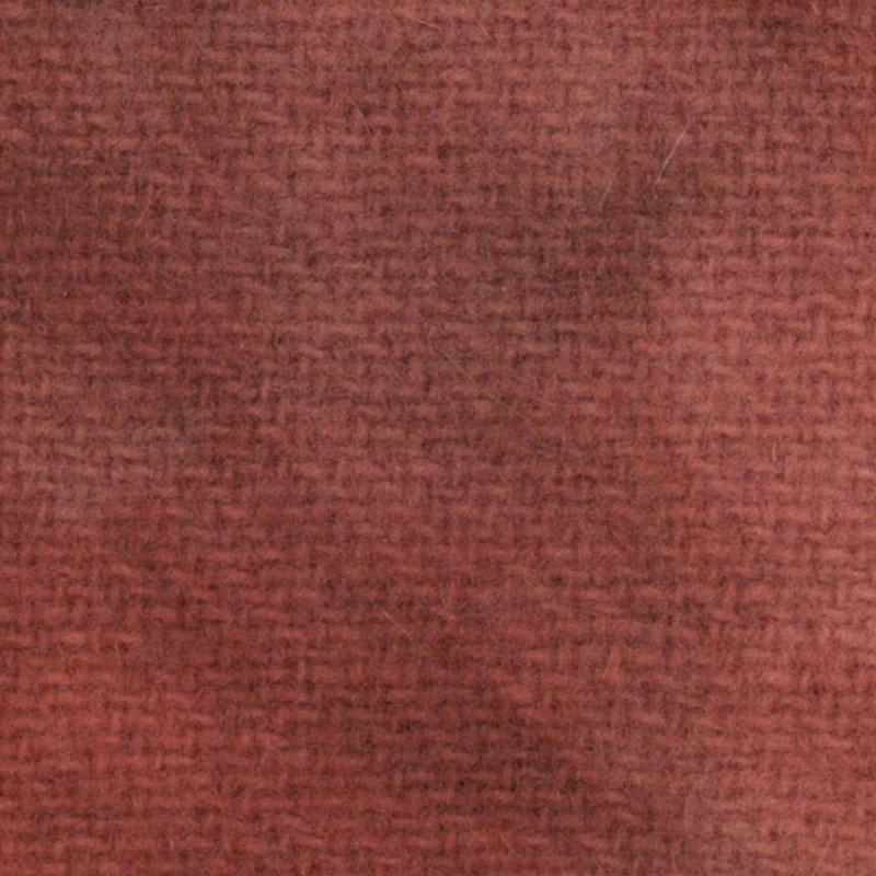 Wool F.Qtr Crimson Clover Solid